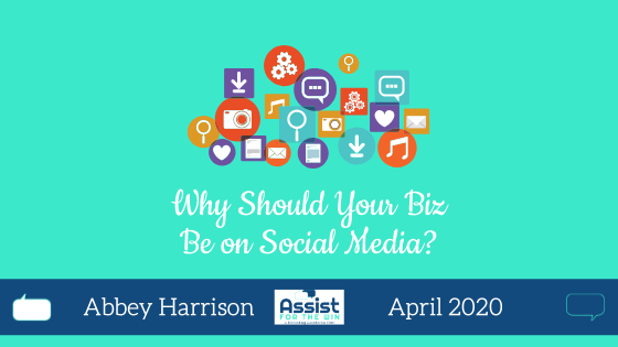 Why Should Your Biz Be on Social Media?