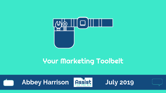 Your Marketing Toolbelt